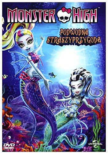 Monster High: The Great Scarrier Reef [DVD] [Region 2] (IMPORT) (Keine deutsche Version) (Rachel Monster High)