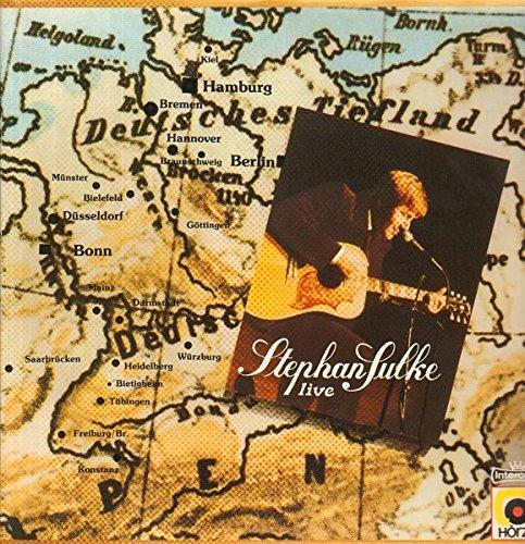 Live [Doppel Vinyl Schallplatte] [Original recording] [Vinyl] Stephan Sulke (Vinyl-schallplatten Original)