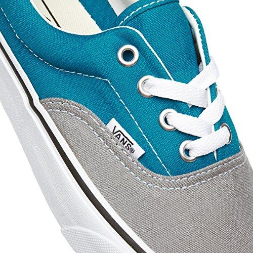 Vans Herren Unisex Era Sneaker Azul / Gris
