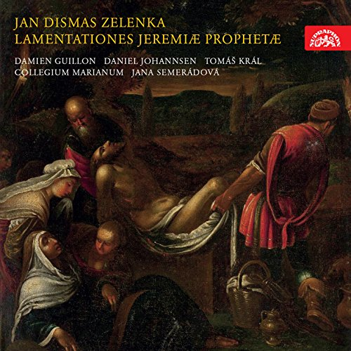 Zelenka: The Lamentations of Jeremiah The Prophet, ZWV 53
