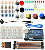 [Sintron] UNO R3 Light Starter Kit + PDF Study Files for Arduino AVR MCU learner