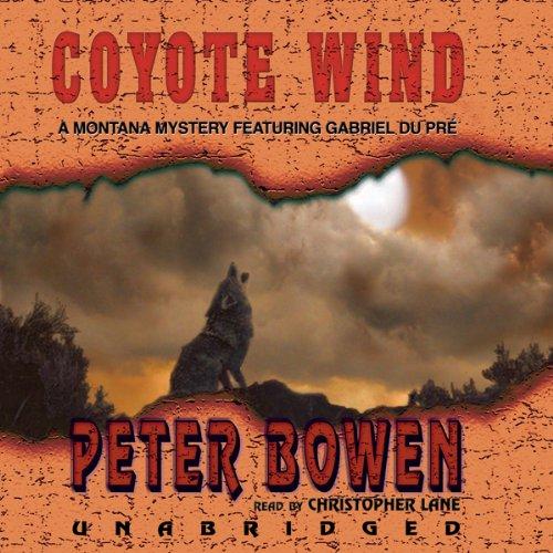 Coyote Wind  Audiolibri