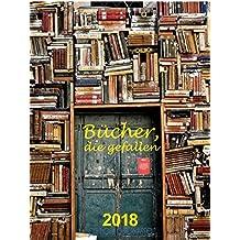 eo-Kalender 2018: Bücher, die gefallen