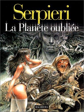 Druuna, tome 7 : La Planète oubliée par Paolo Eleuteri Serpieri