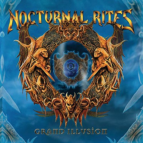 Nocturnal Rites: Grand Illusion [Vinyl LP] (Vinyl)