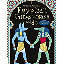 Egyptian. Things To Make And Do (Activity Books)