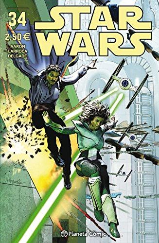 Star Wars nº 34 (Star Wars: Cómics Grapa Marvel) por Jason Aaron