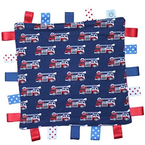 amawrap Jersey Baumwolle Tröster Rosa Decke–Fire Motoren (Tröster Baumwoll-jersey)
