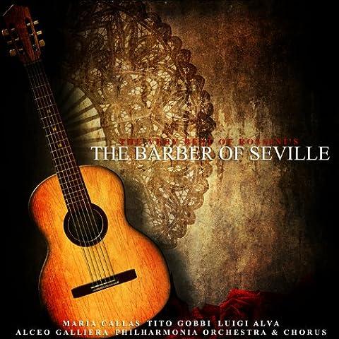 The Barber of Seville: Act I, Fredda ed immobile, comme una statua