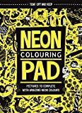 The Neon Colouring Pad (Buster Activity)