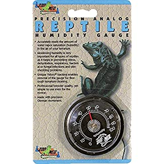zoomed Reptile Control Hyigrometer 10