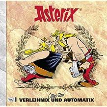 Asterix - Alles über Verleihnix und Automatix: Asterix-Characterbooks 15