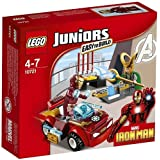 Iron Man contre Loki-10721-LEGO Juniors