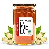 LAPUELA Miel de Madroño. Miel tradicional de origen natural desde Asturias - Aroma floral con un componente de humus, hojaras