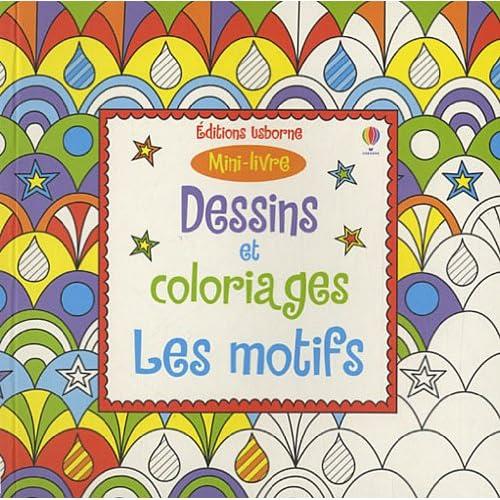 Dessins et coloriages : Les motifs