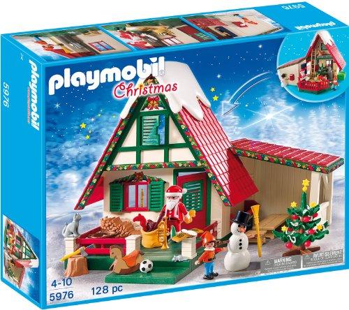 Playmobil 5976 - Zuhause beim Weihnachtsmann