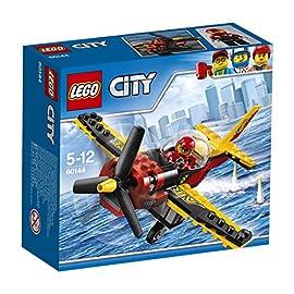 LEGO-City-60144-Rennflugzeug