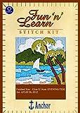 Anchor Stitch Kit - Evening Tide