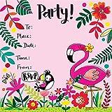 Rachel Ellen Designs Einladungen–Tropische (8Stück)