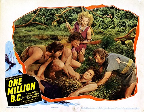 Posterazzi - One Million B.C. Poster Drucken (50,80 x 40,64 cm)