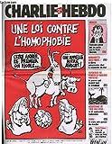 Telecharger Livres Charlie Hebdo N 652 Une Loi Contre L homophobie Cette Annee Le Premier Qui Rigole On Appelle Notre Avocat creche borloo bernadette fogiel maxime brunerie theo van gogh chine pelloux (PDF,EPUB,MOBI) gratuits en Francaise