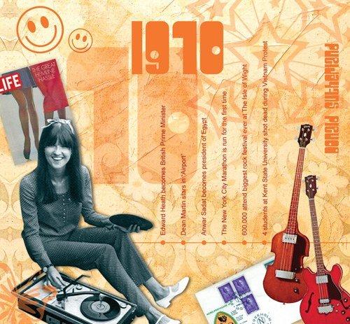 a-time-to-remember-1970-the-classic-years-tarjeta-de-felicitaciones-y-cd-para-todas-las-ocasiones-es