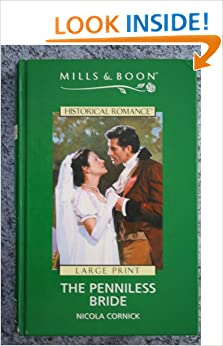 The Penniless Bride (Mills and Boon Historical)