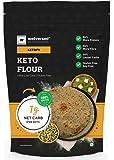 Ketofy - Keto Flour (1Kg) | Healthiest Low Carb Flour | 1g Net Carb Per Roti | Gluten Free | Ultra Low Glycemic