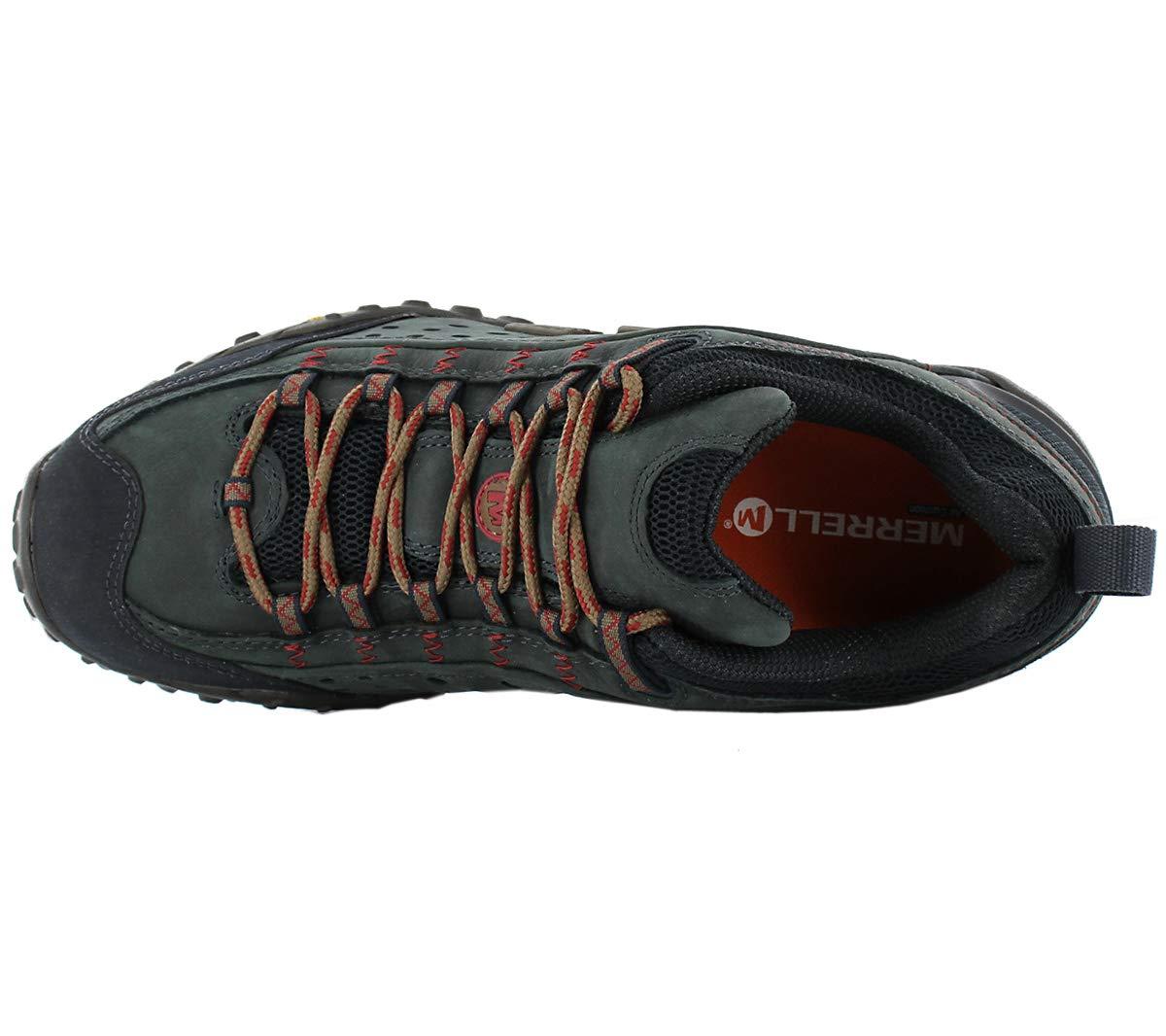 4ef2193e Merrell Men's Intercept Low Rise Hiking Shoes - UKsportsOutdoors