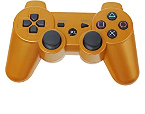 TTSAM wireless Gamepad controller per PS3 – Bluetooth 6 Axis Game controller Gampad Joypad joystick console con cavo di ricarica per Sony PlayStation 3