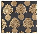 Benaras Fabric Guldasta Brocade Ethnic F...