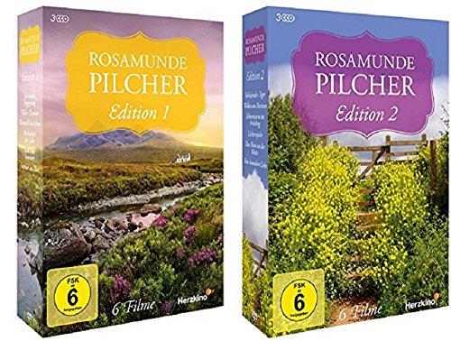Rosamunde Pilcher - Edition 1+2 (6 DVDs)