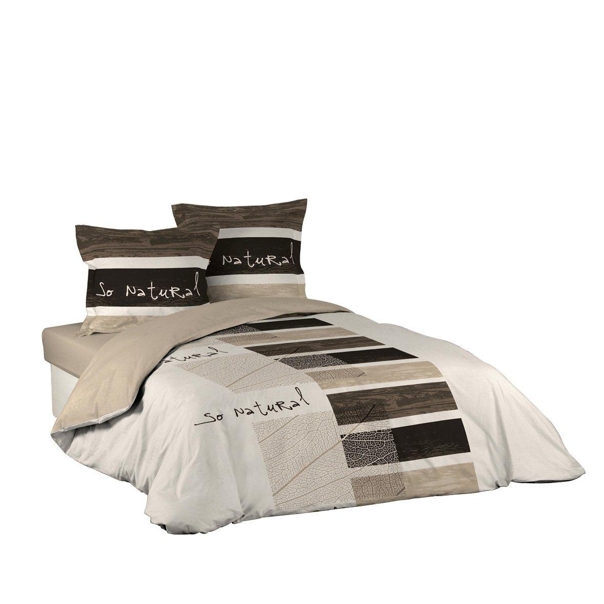 housse couette musique parure de drap london avec l. Black Bedroom Furniture Sets. Home Design Ideas