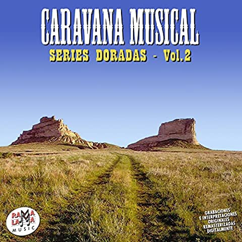 Caravana Musical. Series Doradas Vol. 2