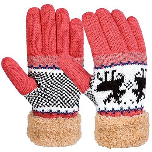 Kuschelige warme Handschuhe!