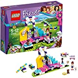 LEGO - 41300 - Friends - Jeu de construction - Le Concours Canin pour Chiots...