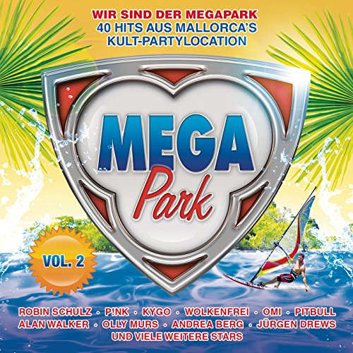 Megapark, Vol. 2 [Clean]