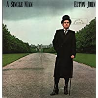 Elton John - A Single Man (Vinyle, album 33 tours 12