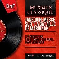 """Janequin: Messe sur """"La bataille de Marignan"""" (Mono Version)"""