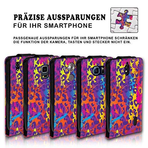 Vertical Alternate Cases Étui Coque de Protection Case Motif carte Étui support pour Apple iPhone 6Plus/6S Plus–Variante Ver32 Design 2