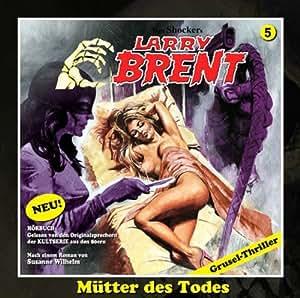 Larry Brent-Mütter des Todes (3xcd)