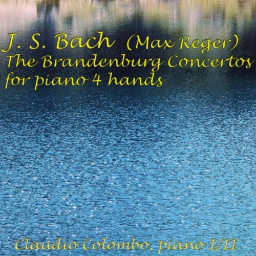Brandenburg Concerto No. 1 in F Major, BWV 1046, for Piano Four Hands: I. Allegro