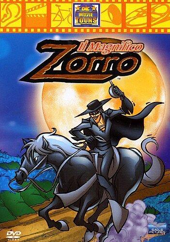 Preisvergleich Produktbild Il magnifico Zorro [IT Import]