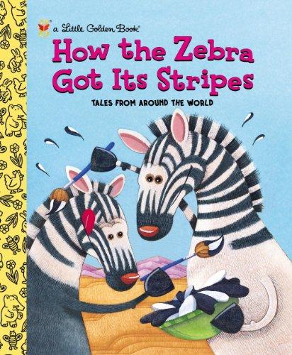 How the zebra got it's stripes