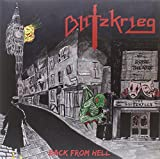 Blitzkrieg: Back from Hell (Double Transparent Red Vinyl) [Vinyl LP] (Vinyl)
