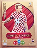 Adrenalyn XL FIFA World Cup 2018Russland–Ivan Rakitic Premium Limited Edition Trading Card–Kroatien
