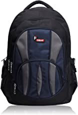 F Gear Adios 36 Ltrs Navy Blue Casual Backpack (1853)