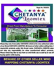 CHETANYA High Density Artificial Grass, Artificial Grass Carpet, Artificial Grass for Balcony Garden, Lawn, Floor Mat, Foot Mat, Door mat (2 X 5 Feet)