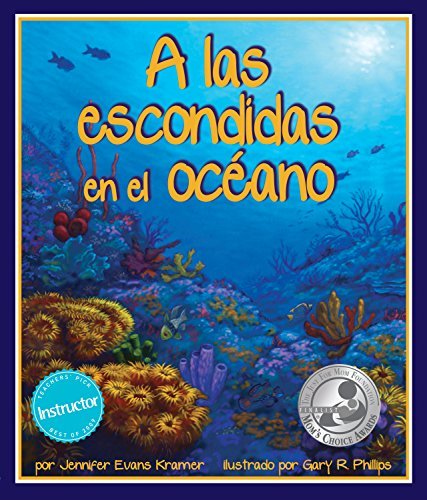 a-las-escondidas-en-el-ocano-spanish-edition-by-jennifer-evans-kramer-2015-05-07