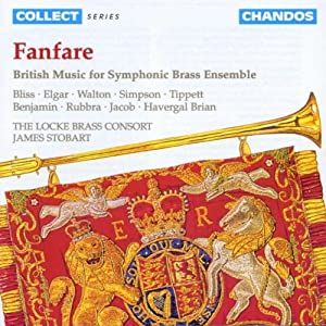 Fanfare - British Music for Brass Ensemble by Collect